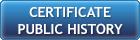 certificate public and nonprofit management
