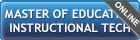 master of education-instructional technology