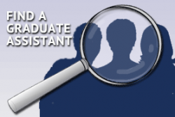 Find a Graduate Assistant